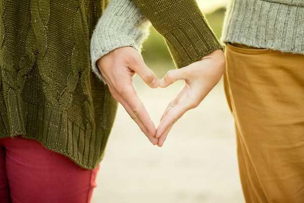 couple amour saint valentin